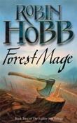 """Forest mage - soldier son trilogy 2"" av Robin Hobb"