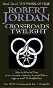 """Crossroads of twilight book ten of The wheel of time"" av Robert Jordan"