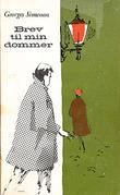 """""""Brev til min dommer"""" av Georges Simenon"""