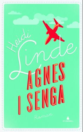 """Agnes i senga - roman"" av Heidi Linde"