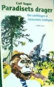 """""""Paradisets drager om utviklingen av menneskets intelligens"""" av Carl Sagan"""