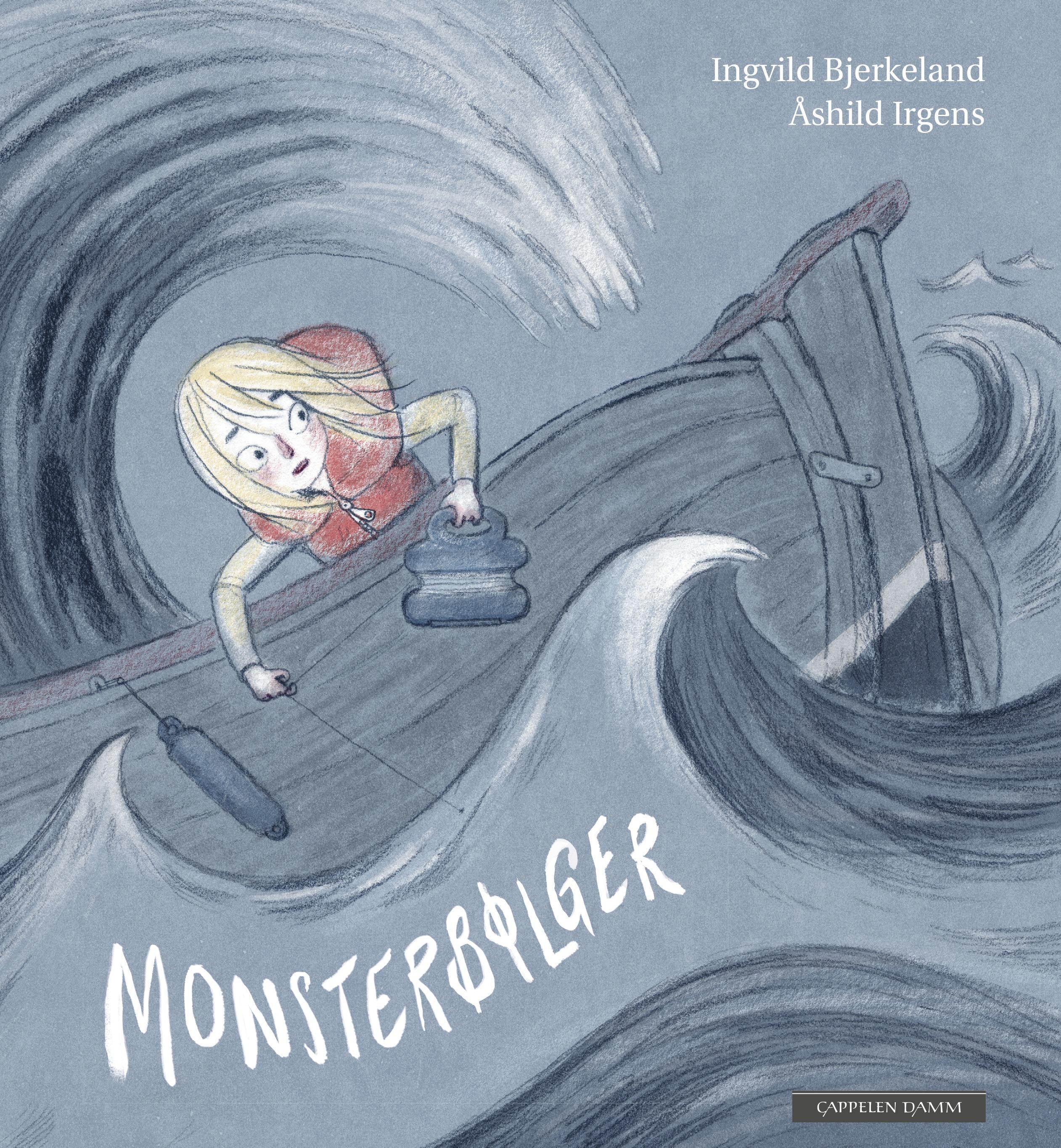 """""""Monsterbølger"""" av Ingvild Bjerkeland"""