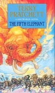 """The fifth elephant"" av Terry Pratchett"