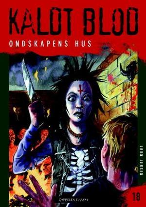 """""""Ondskapens hus"""" av Jørn Jensen"""