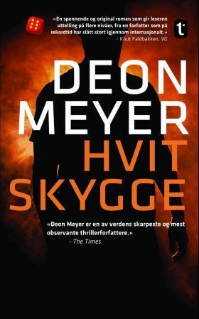 """""""Hvit skygge"""" av Deon Meyer"""