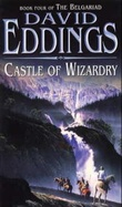 """Castle of Wizardry - book four of the Belgariad"" av David Eddings"