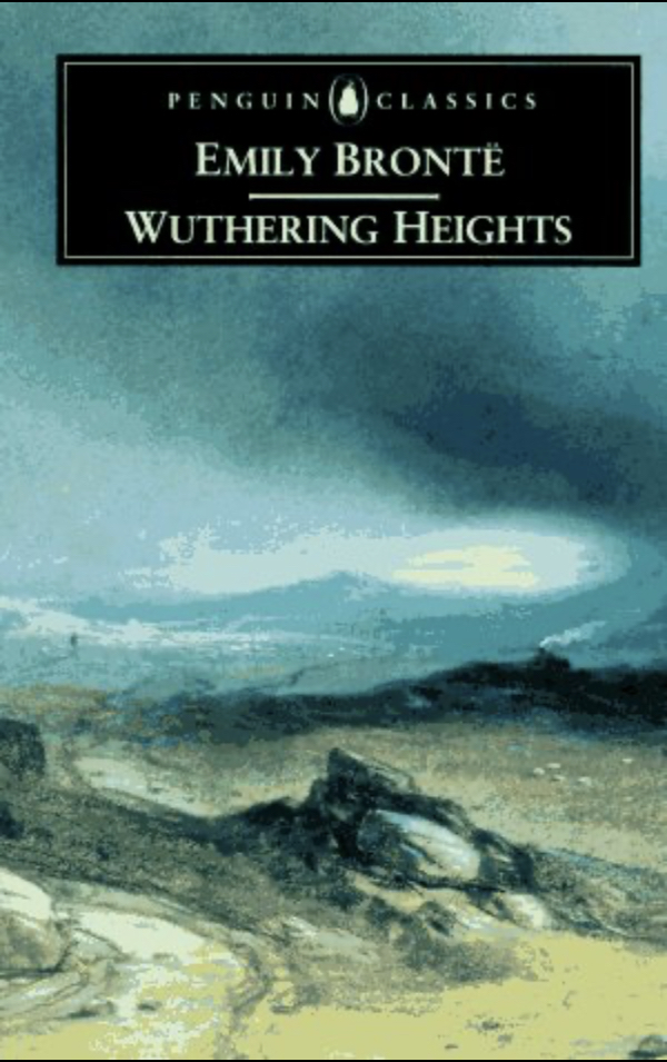 """""""Wuthering Heights (Penguin Classics)"""" av Emily Bronte"""