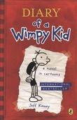 """""""Diary of a wimpy kid - Greg Heffley's journal"""" av Jeff Kinney"""