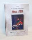 Omslagsbilde av De historiske hendelsene i Moss i 1814