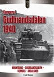 """""""Kampene i Gudbrandsdalen 1940 - Minnesund - Gudbrandsdalen - Dombås - Åndalsnes"""" av Frank Magnes"""