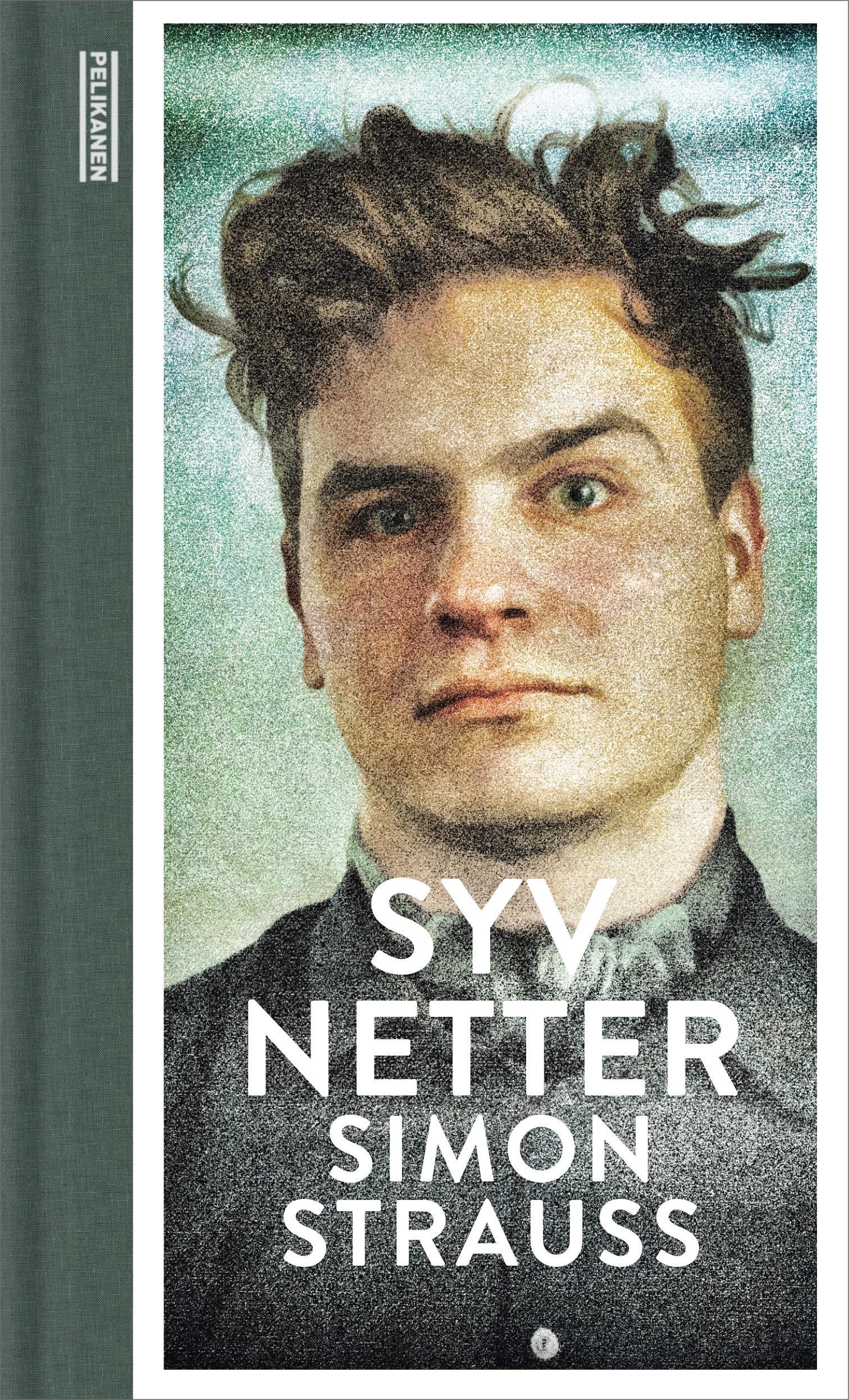 """""""Syv netter - roman"""" av Simon Strauss"""
