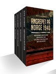 """""""Angrepet på Norge 1940 - 10. april 1940"""" av Alf R. Jacobsen"""