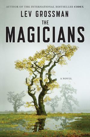 """""""The magicians"""" av Lev Grossman"""