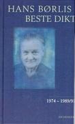 """""""Hans Børlis beste dikt - 1974-1989/91"""" av Hans Børli"""