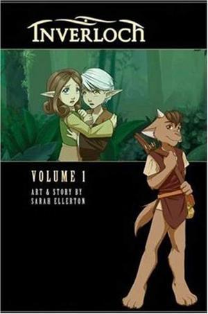 """""""Inverloch Vol 1"""" av Sarah Ellerton"""