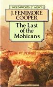 """""""The last of the mohicans"""" av James Fenimore Cooper"""