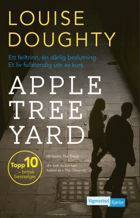 """Apple tree yard"" av Louise Doughty"