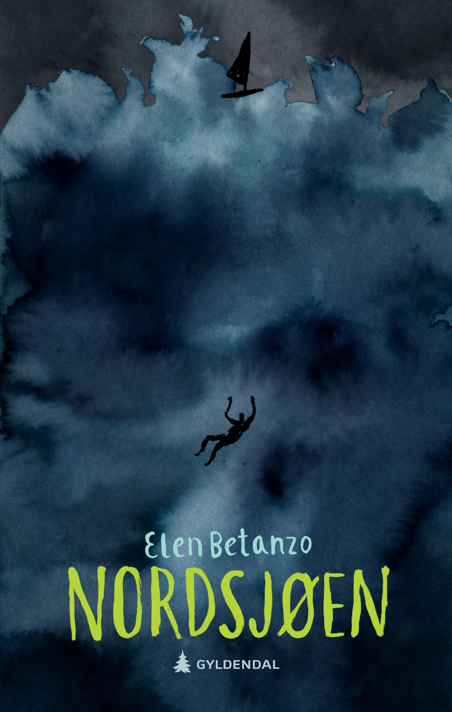 """""""Nordsjøen"""" av Elen Betanzo"""