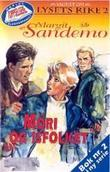 """""""Mori og Isfolket"""" av Margit Sandemo"""