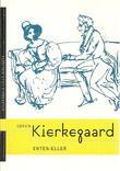 """""""Enten, eller"""" av Søren Kierkegaard"""