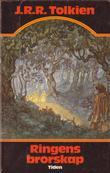 """""""Ringens brorskap - første del av Ringenes herre"""" av John Ronald Reuel Tolkien"""