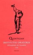 """""""Institutio oratoria - opplæring av talaren"""" av Marcus Fabius Quintilian"""