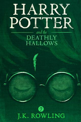 """""""Harry Potter and the Deathly Hallows - (Harry Potter Series #7)"""" av J.K. Rowling"""