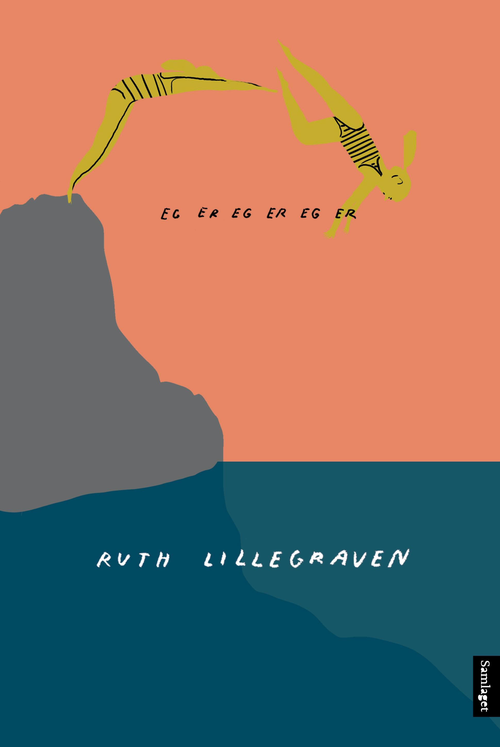 """""""Eg er eg er eg er - dikt for barn"""" av Ruth Lillegraven"""
