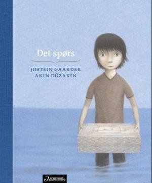 """""""Det spørs"""" av Jostein Gaarder"""