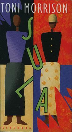 """Sula"" av Toni Morrison"