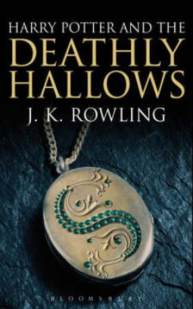 """Harry Potter and the deathly hallows"" av J.K. Rowling"