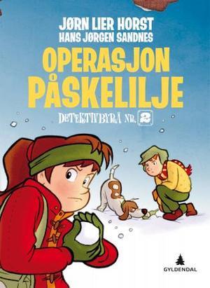 """""""Operasjon Påskelilje"""" av Jørn Lier Horst"""