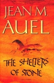 """The shelters of stone - earth's children"" av Jean M. Auel"