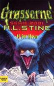 """H for hevn"" av R.L. Stine"