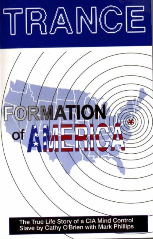 """Trance-Formation of America"" av Cathy O'Brien"