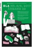"""BLA - Bokvennen litterær avis. Nr. 5/6-2017"" av Gabriel Michael Vosgraff Moro"