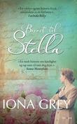 """""""Brevet til Stella - roman"""" av Iona Grey"""