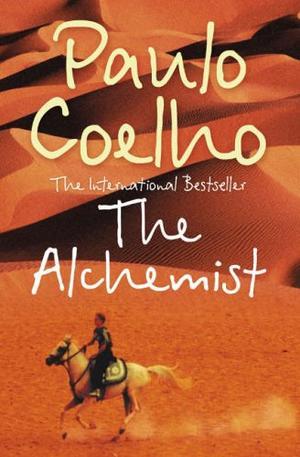 """""""The alchemist"""" av Paulo Coelho"""