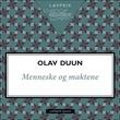 """""""Menneske og maktene"""" av Olav Duun"""
