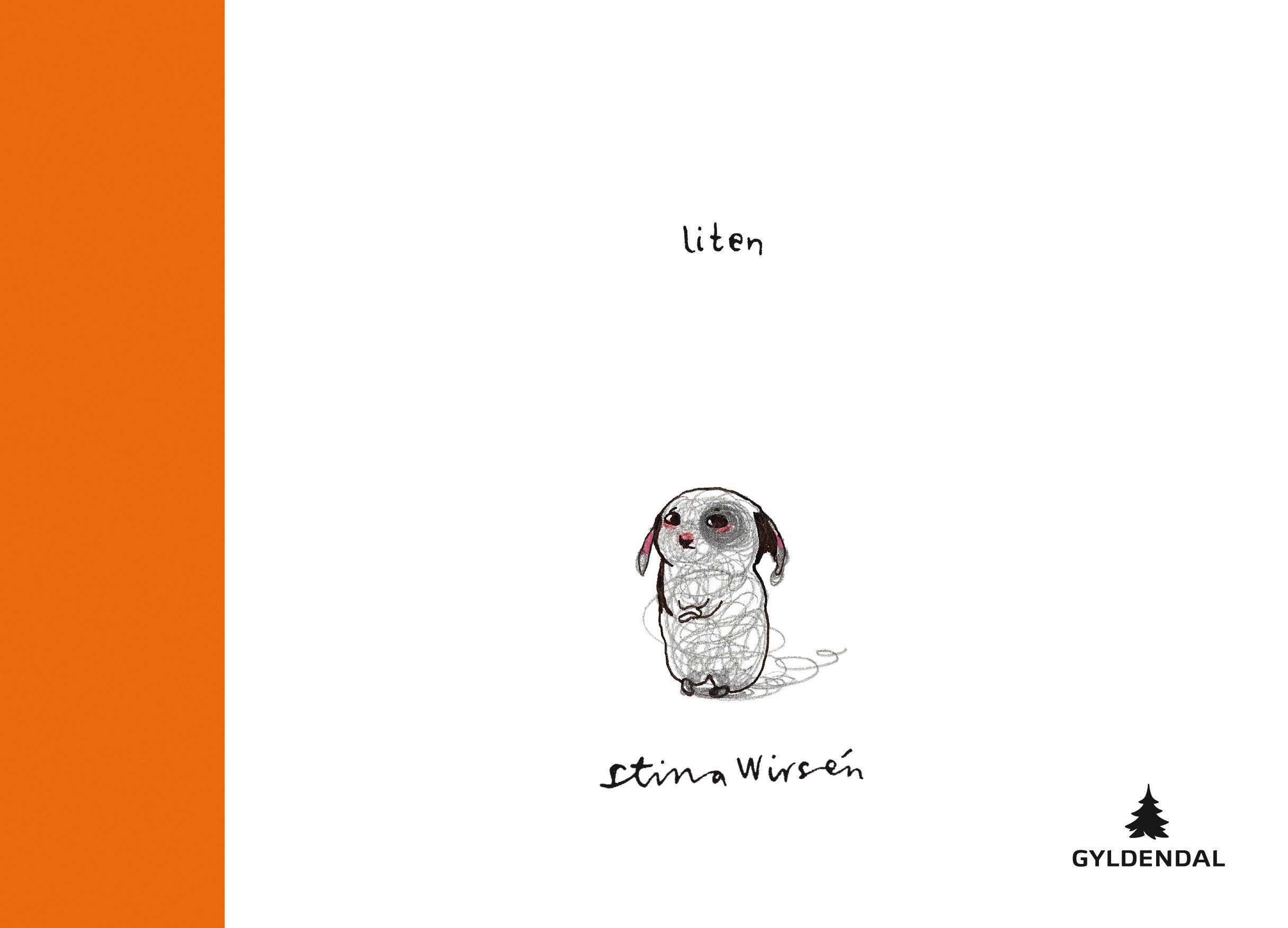 """""""Liten"""" av Stina Wirsén"""
