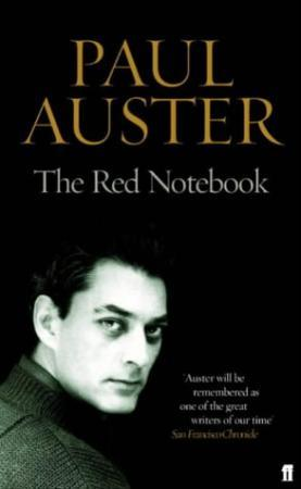 """""""The red notebook - and other writings"""" av Paul Auster"""