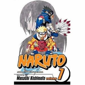 """""""Naruto volume 7"""" av Masashi Kishimoto"""