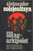 """""""GULag-arkipelet - 1918-1956"""" av Aleksandr Solsjenitsyn"""