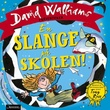 """En slange på skolen!"" av David Walliams"