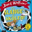 """""""En slange på skolen!"""" av David Walliams"""