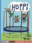 """""""Hopp!"""" av Anna Fiske"""