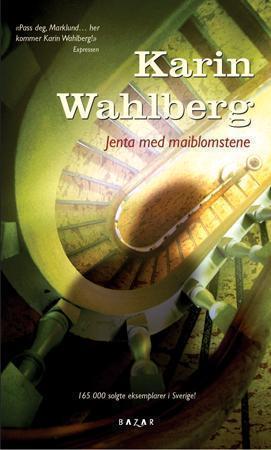 """Jenta med maiblomstene"" av Karin Wahlberg"