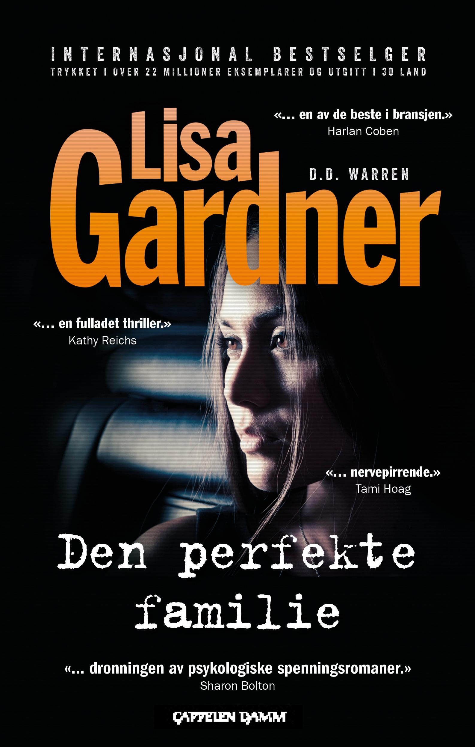 """""""Den perfekte familie"""" av Lisa Gardner"""