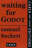 """Waiting for Godot - a tragicomedy in two acts"" av Samuel Beckett"