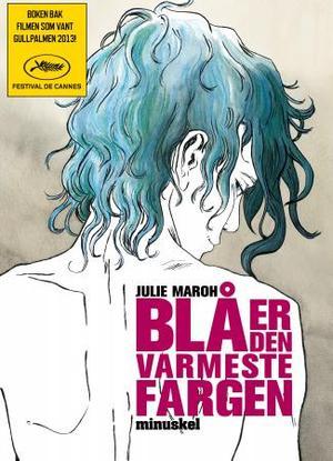 """""""Blå er den varmeste fargen"""" av Julie Maroh"""